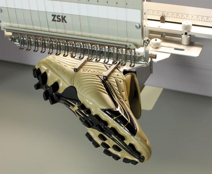 Zsk Embroidery Machines 4 Head Multi Head Equipment