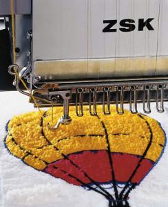 ZSK Cording Foot
