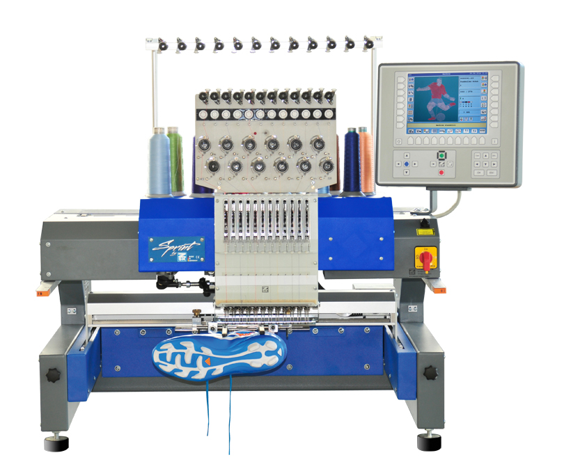 ZSK Embroidery Machines - Innovation in Embroidery